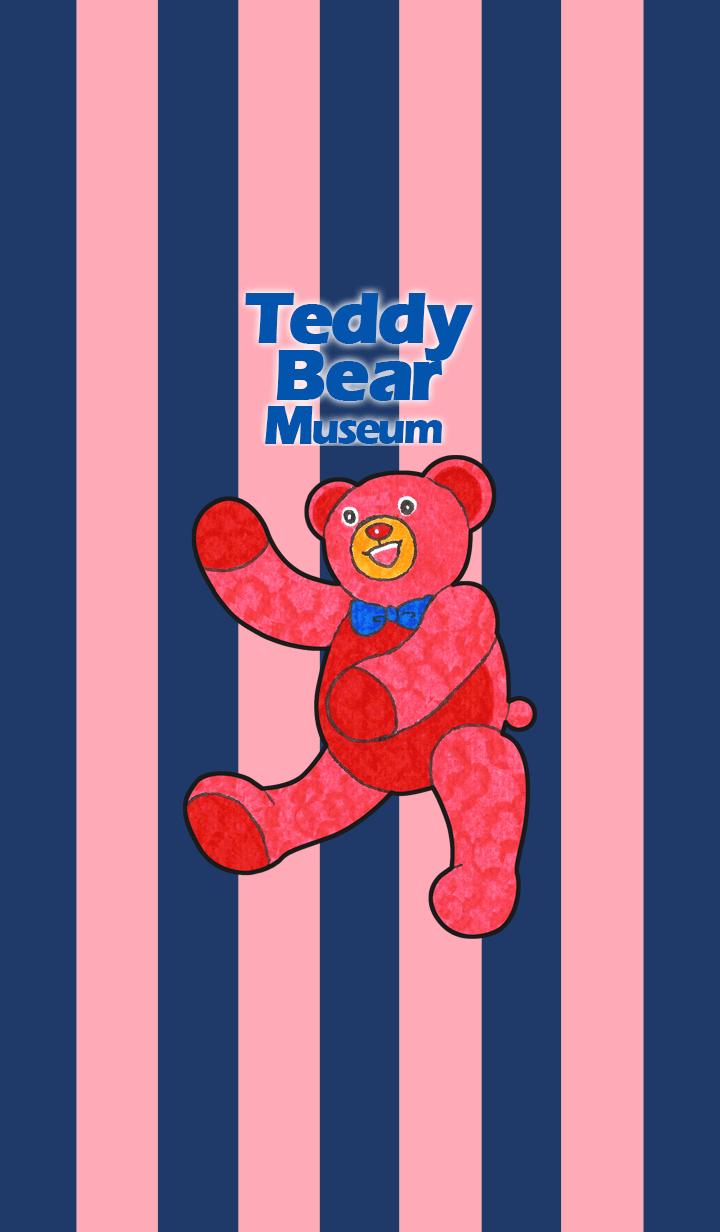 ธีมไลน์ พิพิธภัณฑ์หมีเท็ดดี้ 66 - Joyful Bear