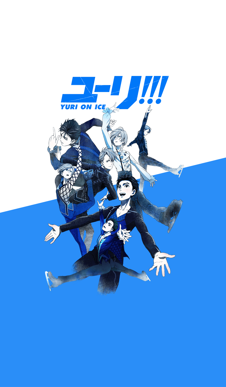 ธีมไลน์ YURI ON ICE Special Theme