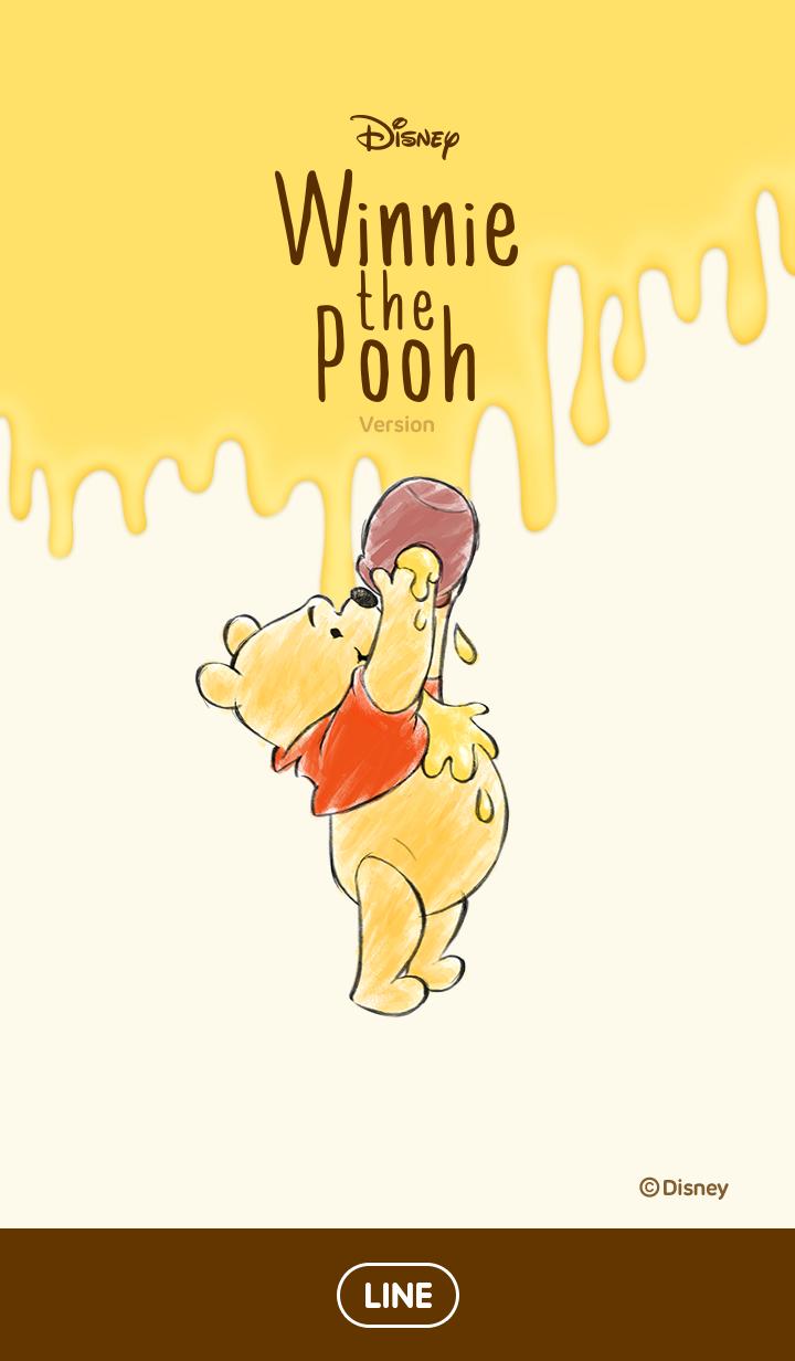 ธีมไลน์ หมีพูห์ ธีมน้ำผึ้ง