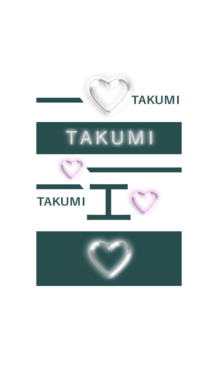 """ธีมไลน์ My favorite """"Takumi"""""""