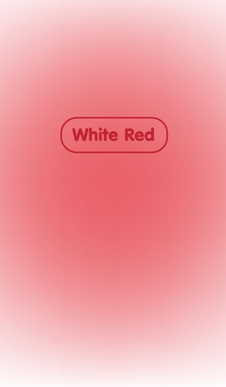 ธีมไลน์ White Red theme