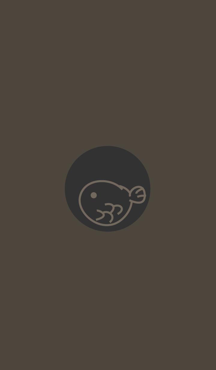 ธีมไลน์ fish staring - 6