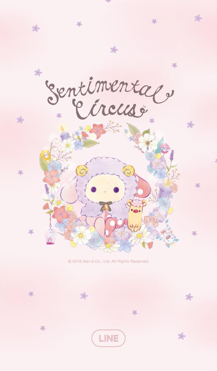 ธีมไลน์ Sentimental Circus.: Yumehitsuji