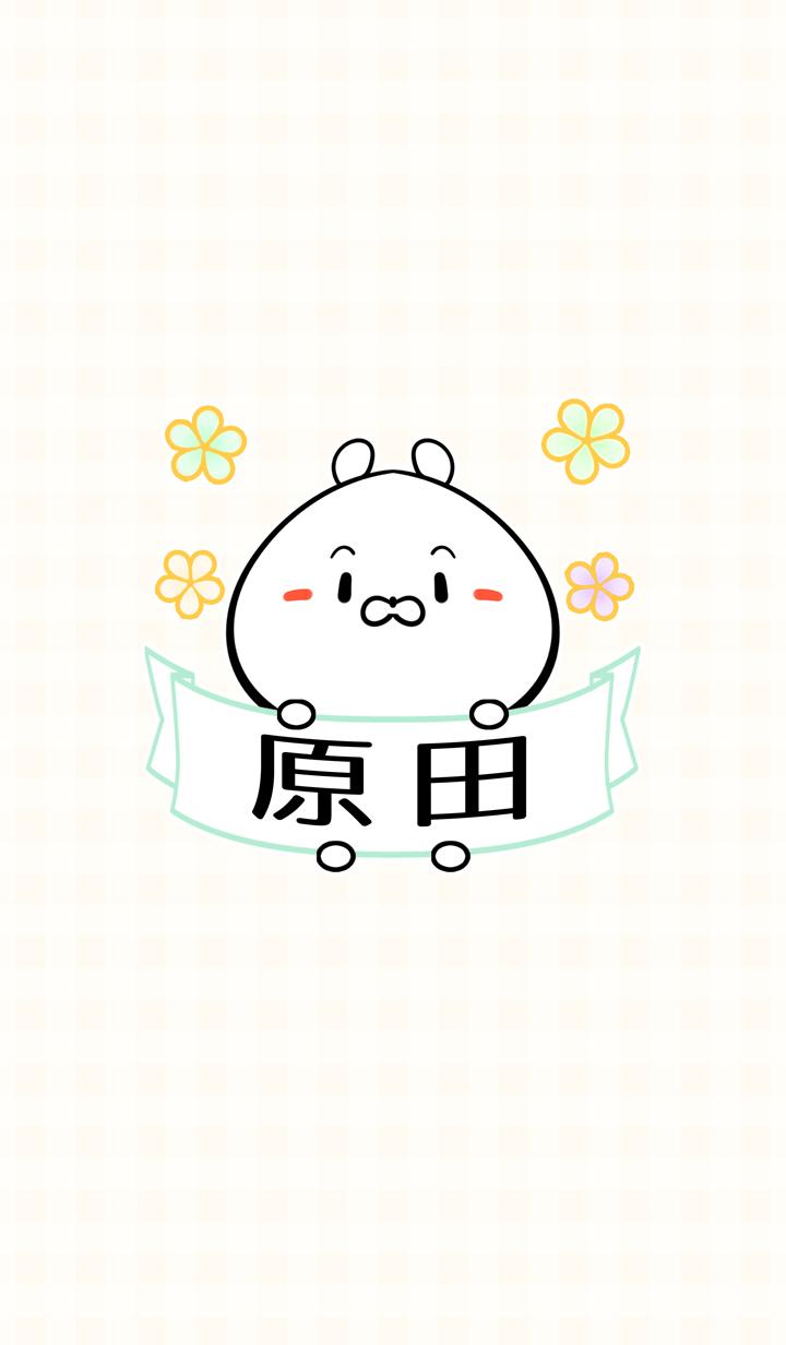 ธีมไลน์ Harada Namae Theme