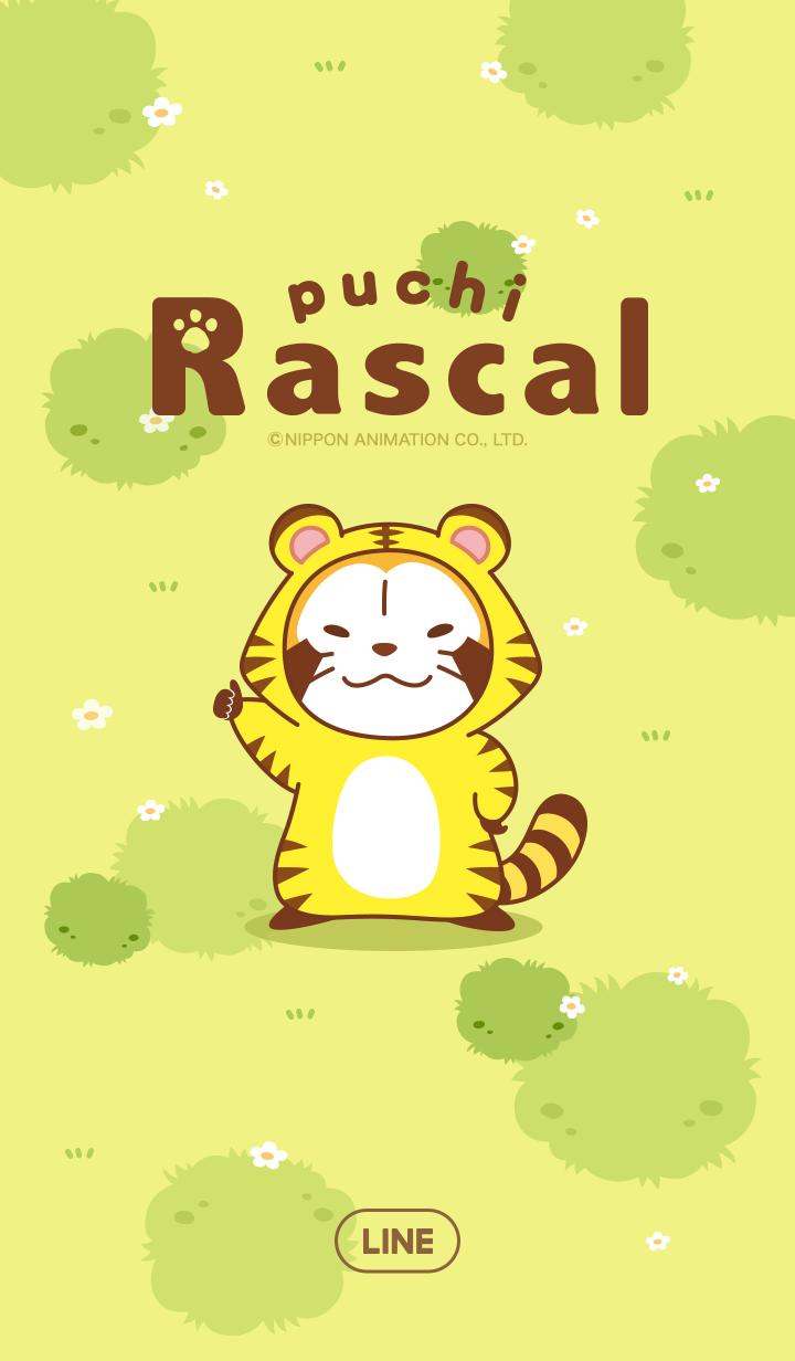 ธีมไลน์ Rascal☆ANIMAL