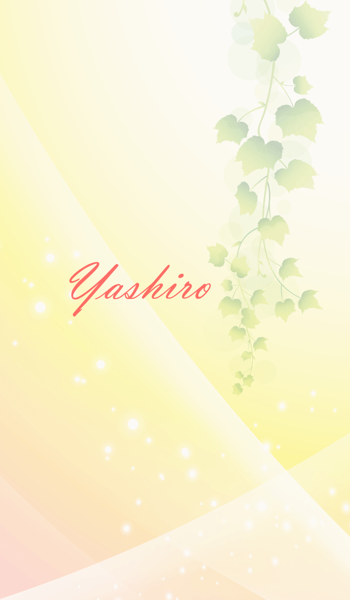 ธีมไลน์ No.1964 Yashiro Lucky Beautiful Theme