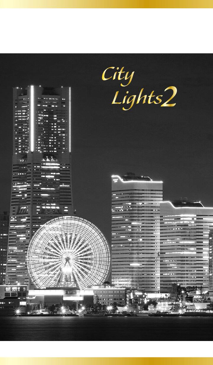 ธีมไลน์ City Lights 2