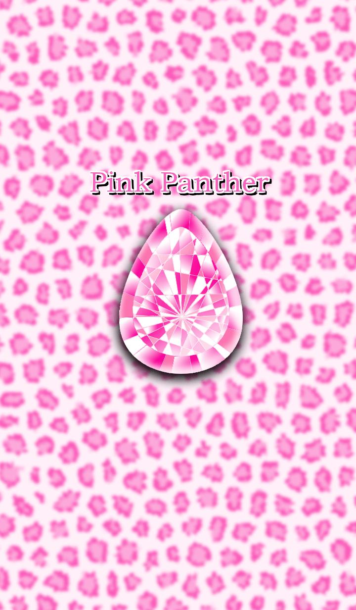 ธีมไลน์ Pink panther