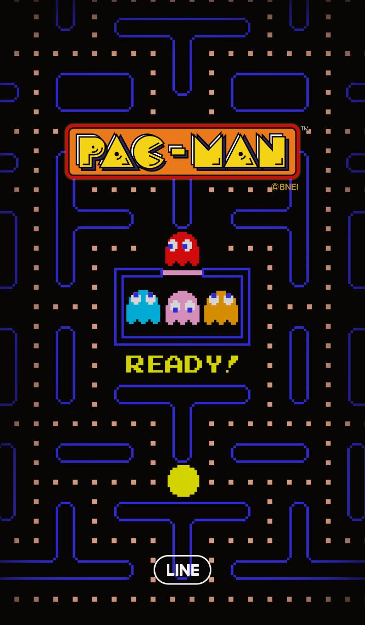 ธีมไลน์ PAC-MAN