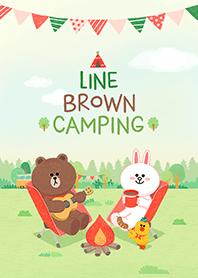 LINE 露營篇