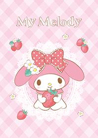 My Melody 粉嫩草莓篇