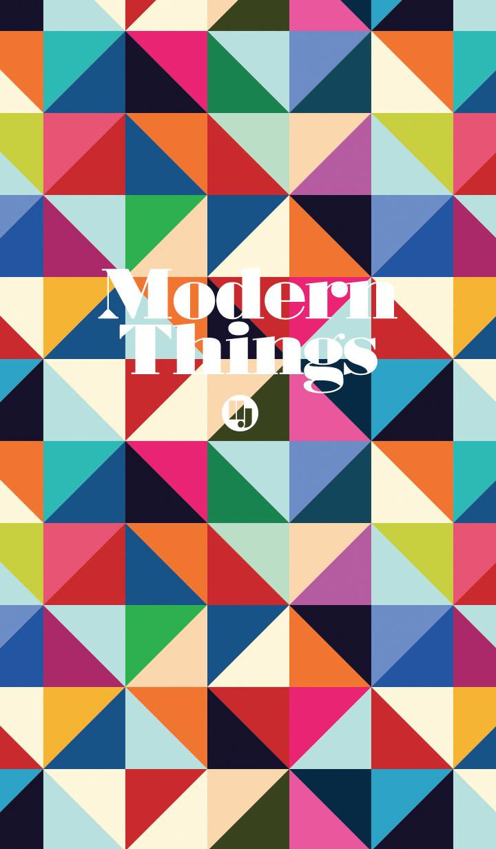 ธีมไลน์ Morden Things #01G