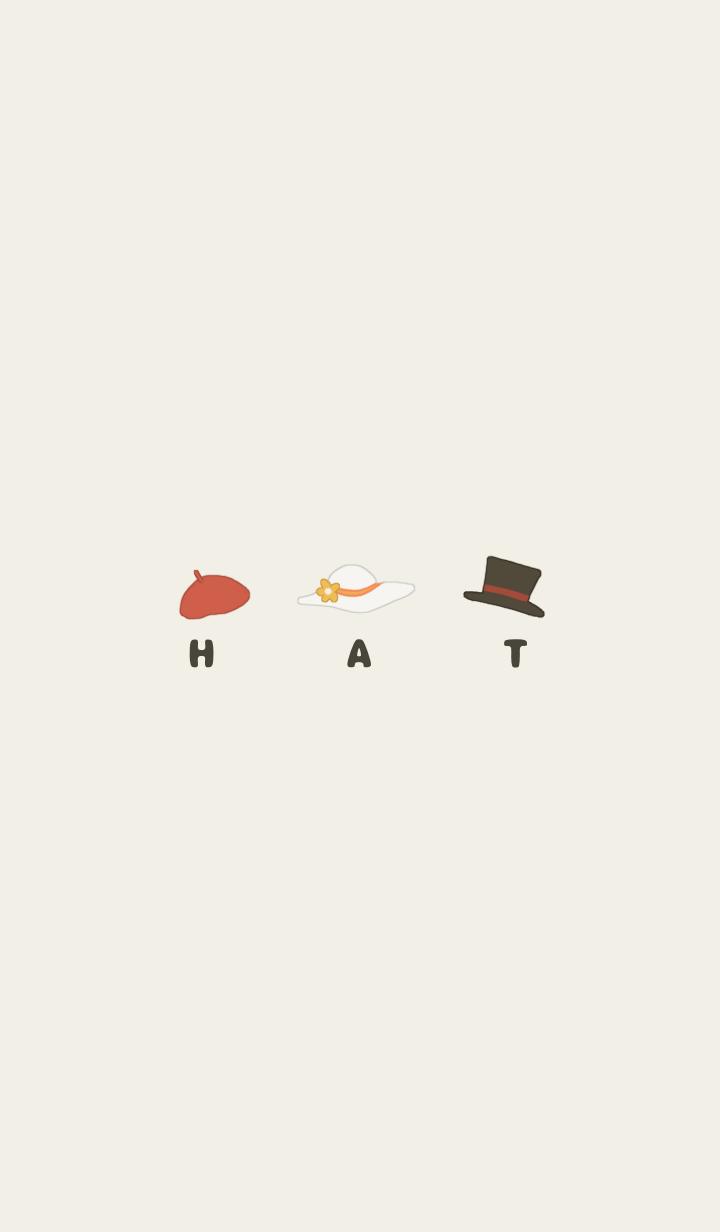 ธีมไลน์ Hats