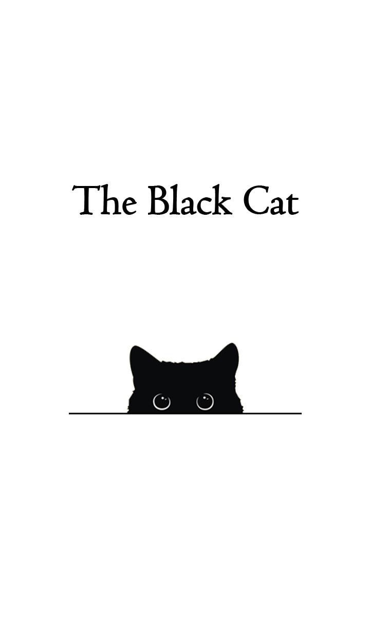 ธีมไลน์ The Black Cat Theme