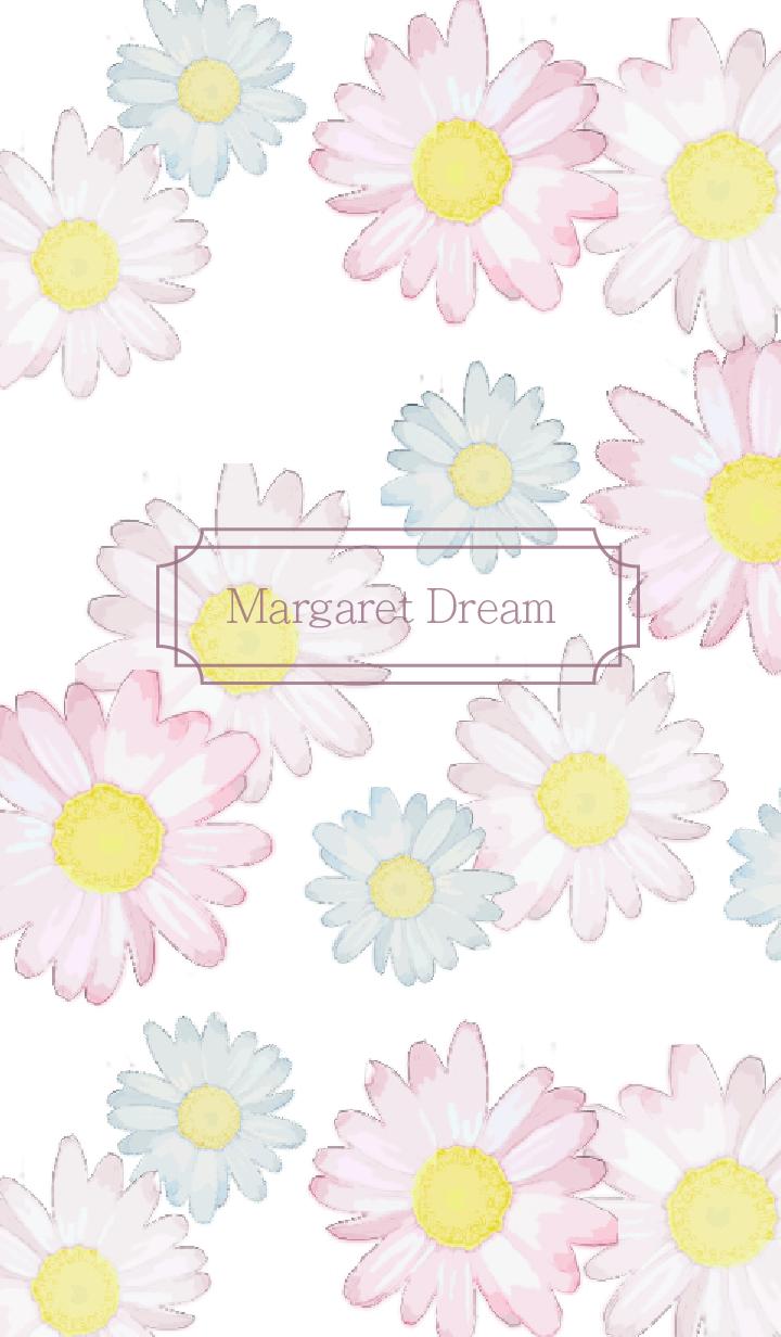 ธีมไลน์ Margaret Dream