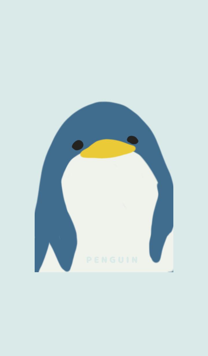 ธีมไลน์ The Penguin