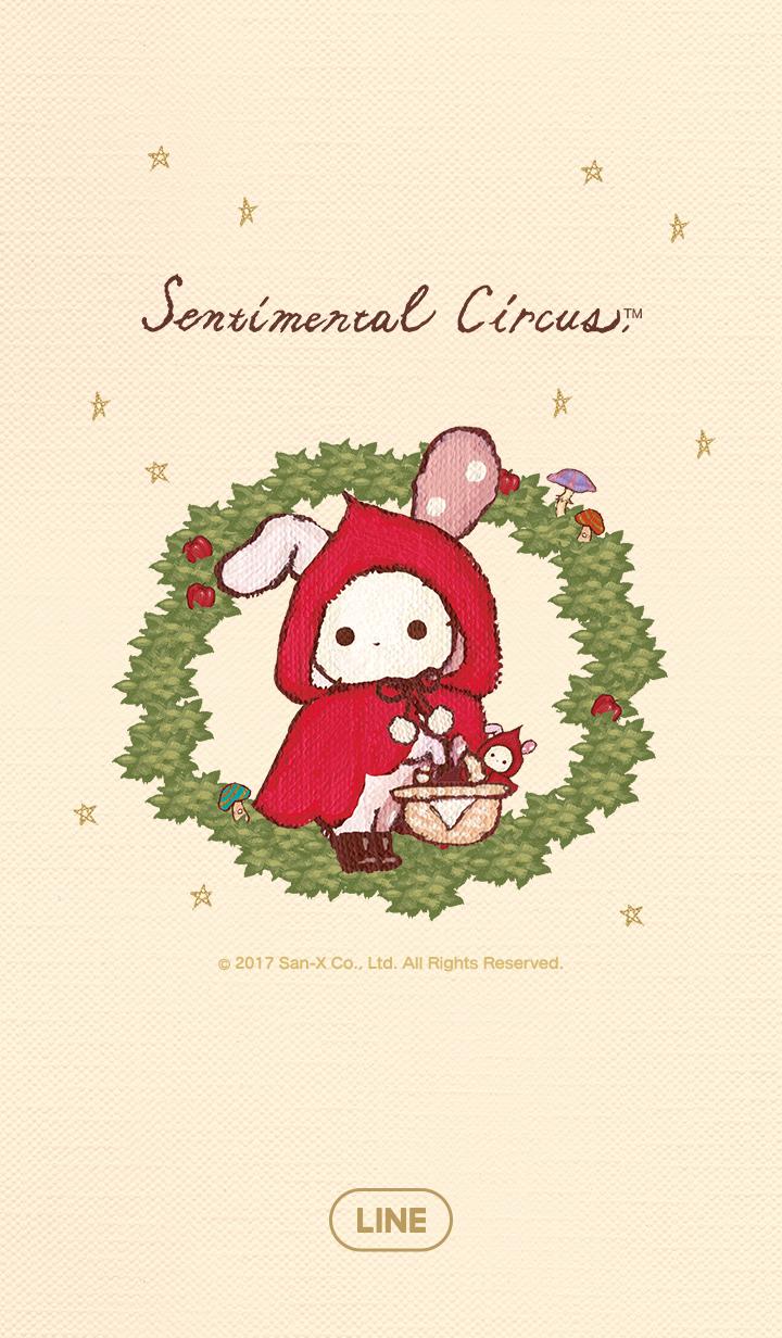 ธีมไลน์ Sentimental Circus. หนูน้อยหมวกแดง