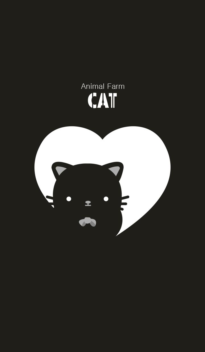 ธีมไลน์ Animal Farm_Cat