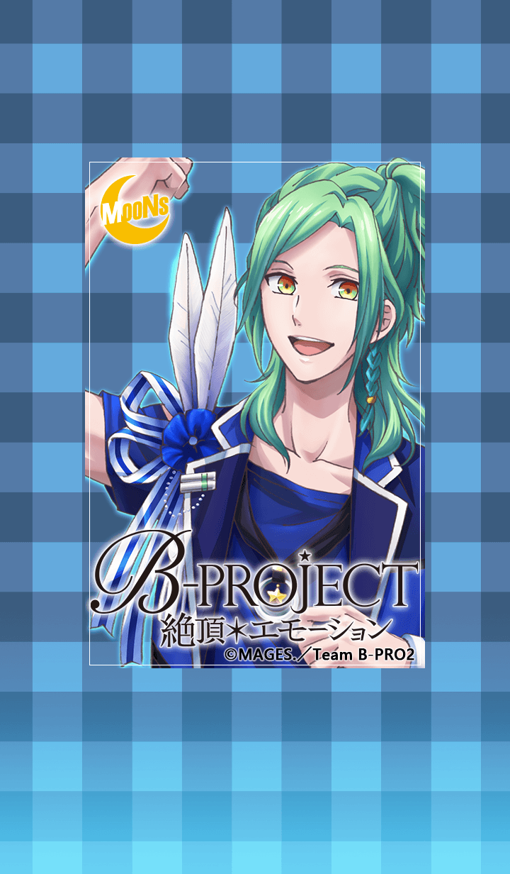 ธีมไลน์ B-PROJECT-Zeccho*Emotion- Osari ver.