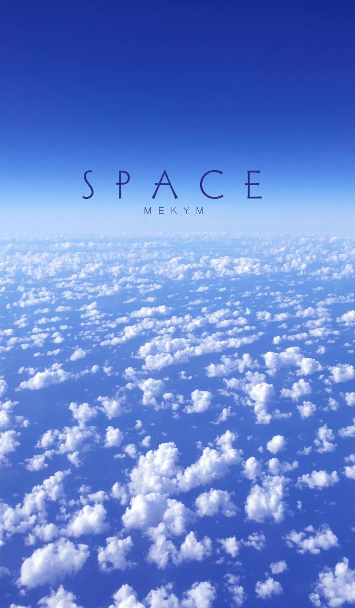 ธีมไลน์ SPACE -MEKYM- 10