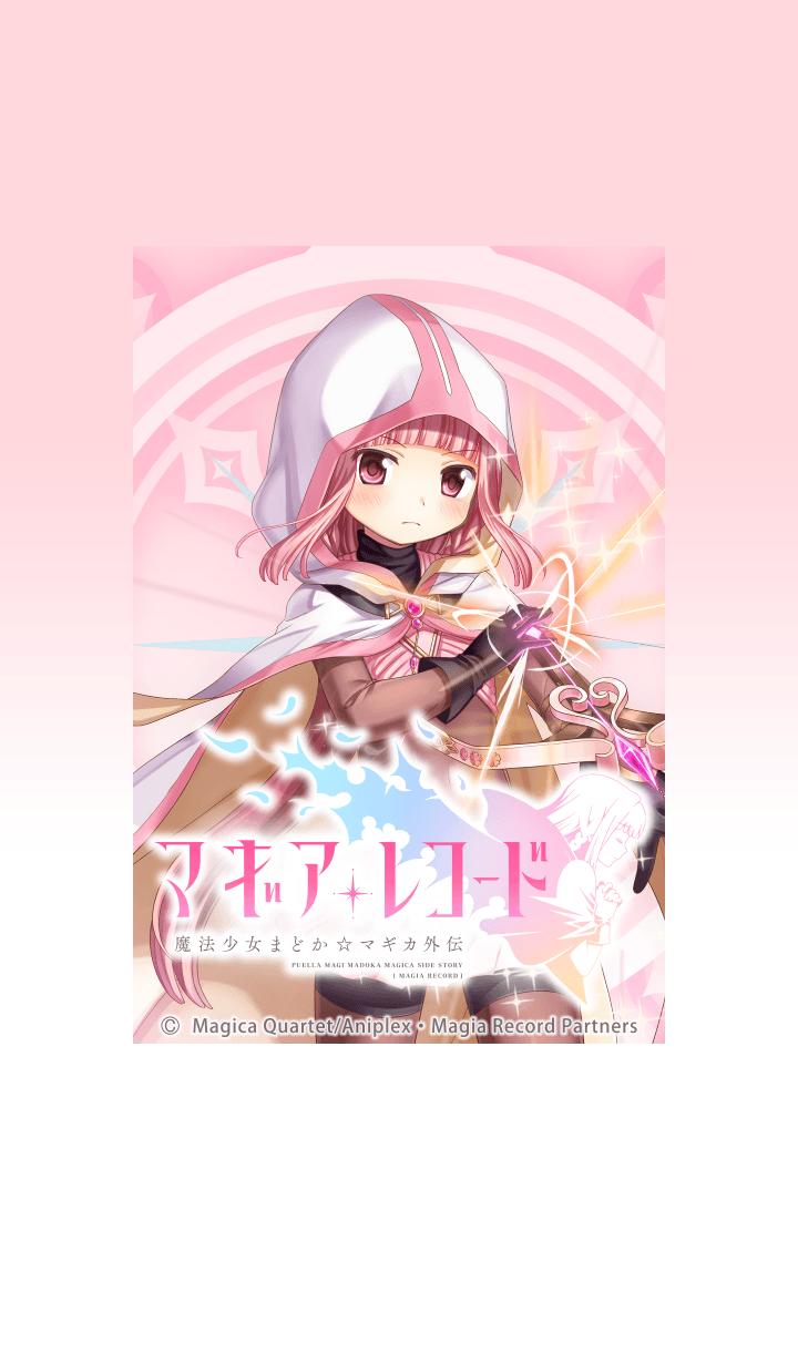 ธีมไลน์ Magia Record Iroha Tamaki ver.