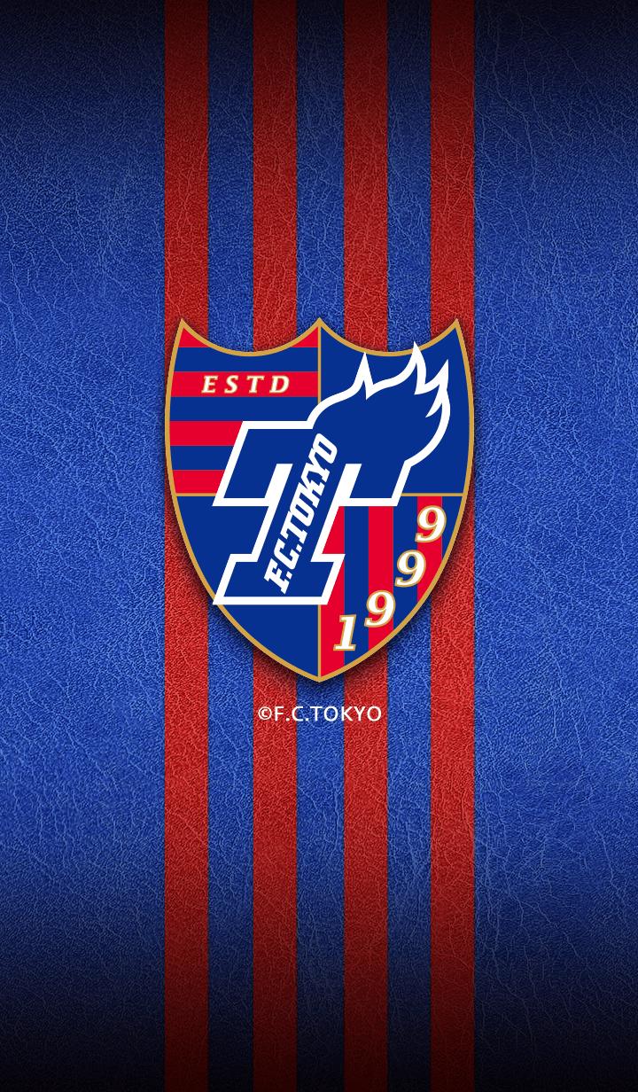 ธีมไลน์ FCTOKYO(Emblem)