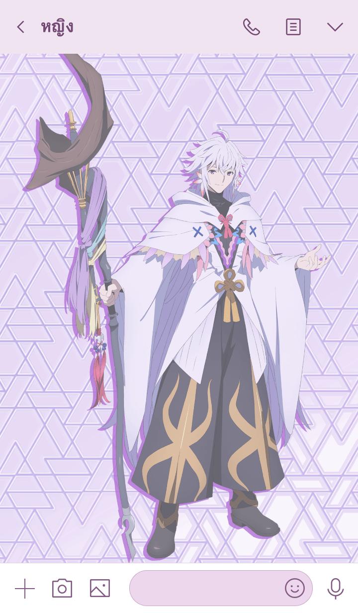 ธีมไลน์ Fate/Grand Order:Babylonia 5