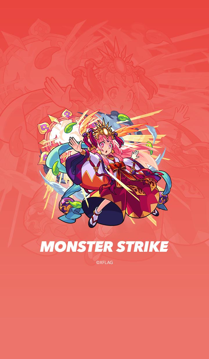 ธีมไลน์ MONSTER STRIKE Amaterasu