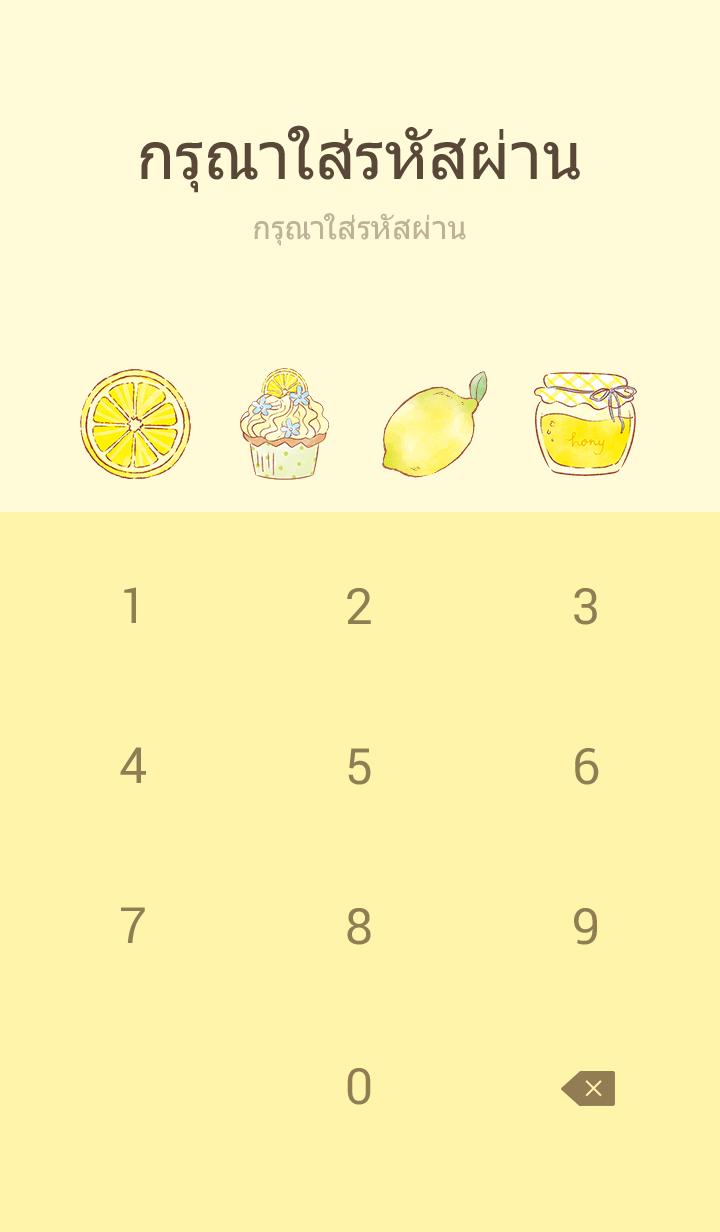 ธีมไลน์ Mokopoo & Lemon