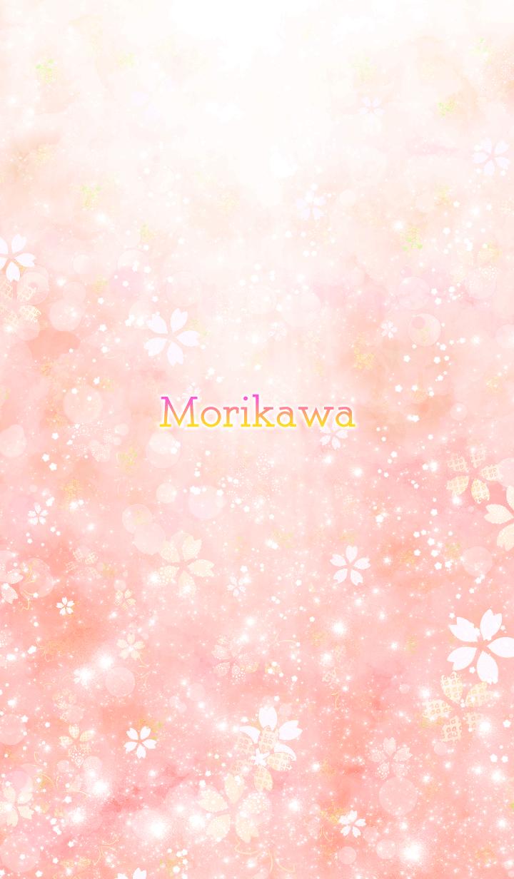 ธีมไลน์ Morikawa sakurasaku kisekae
