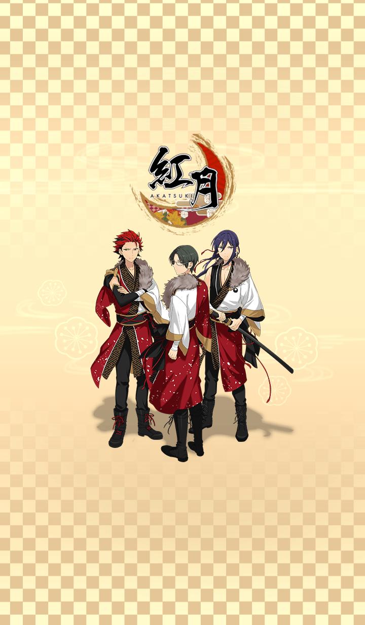 ธีมไลน์ Akatsuki(Ensemble Stars!)