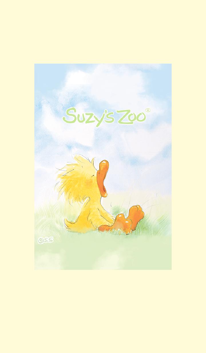 ธีมไลน์ Suzy's Zoo 8