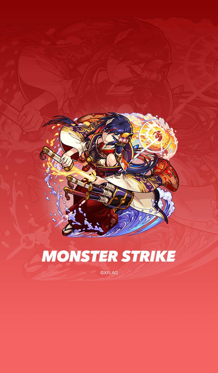 ธีมไลน์ MONSTER STRIKE Yamato