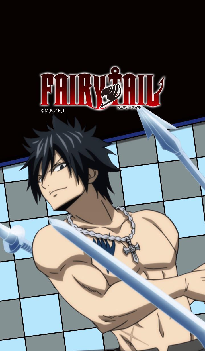ธีมไลน์ TV Anime FAIRY TAIL Vol.18