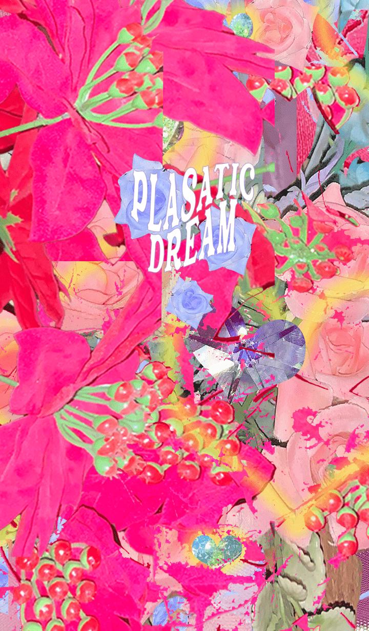 ธีมไลน์ PLASTIC DREAM_I