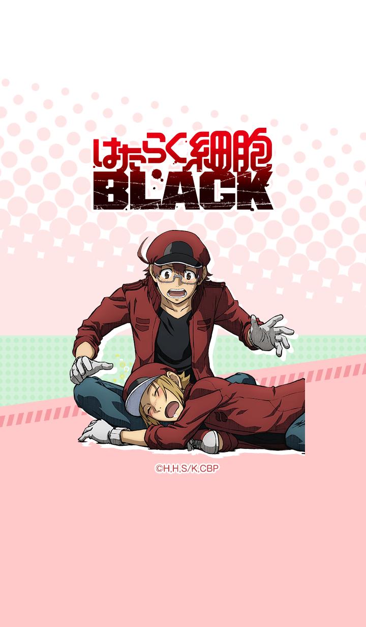 ธีมไลน์ Cells at Work BLACK Vol.9