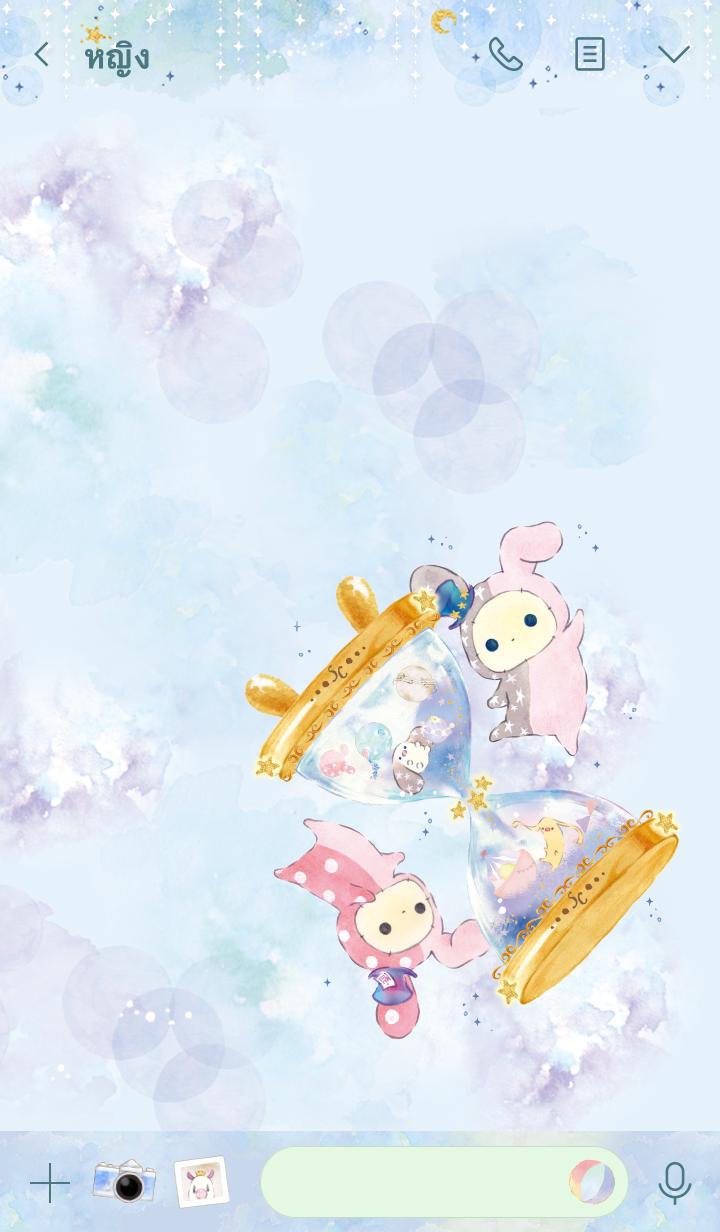 ธีมไลน์ Sentimental Circus.: Omoide Jikumeguri