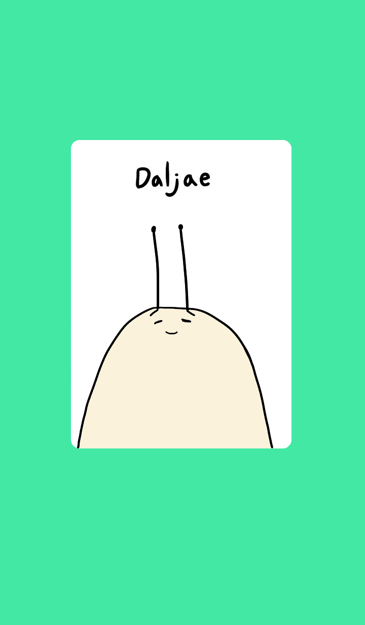 ธีมไลน์ Daljae