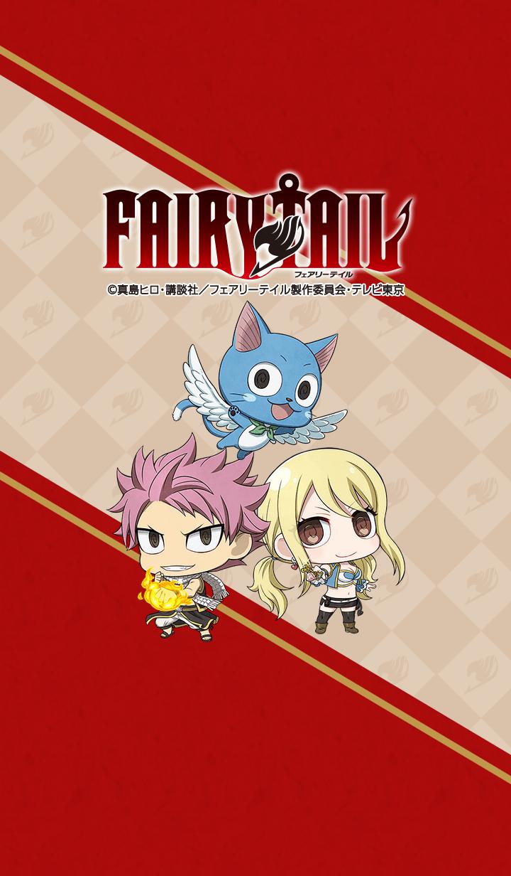 ธีมไลน์ TV Anime FAIRY TAIL Vol.3