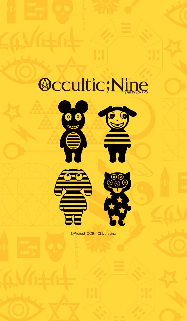 ธีมไลน์ Occultic;Nine