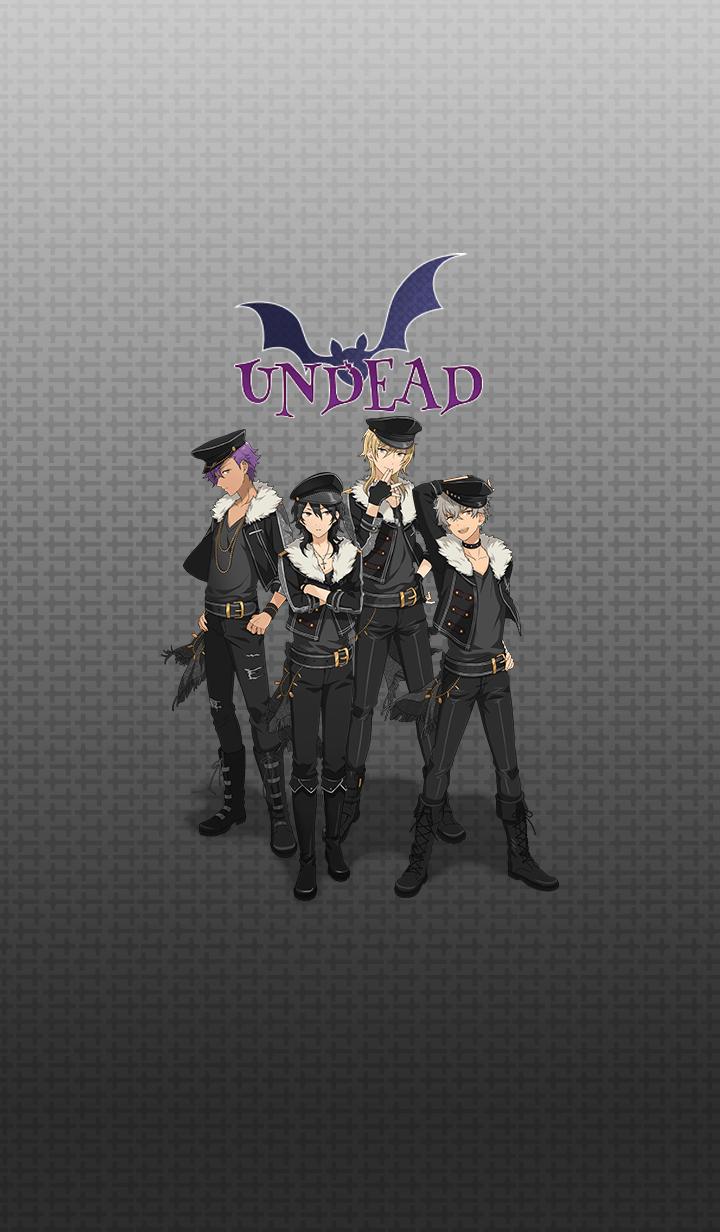 ธีมไลน์ UNDEAD(Ensemble Stars!)