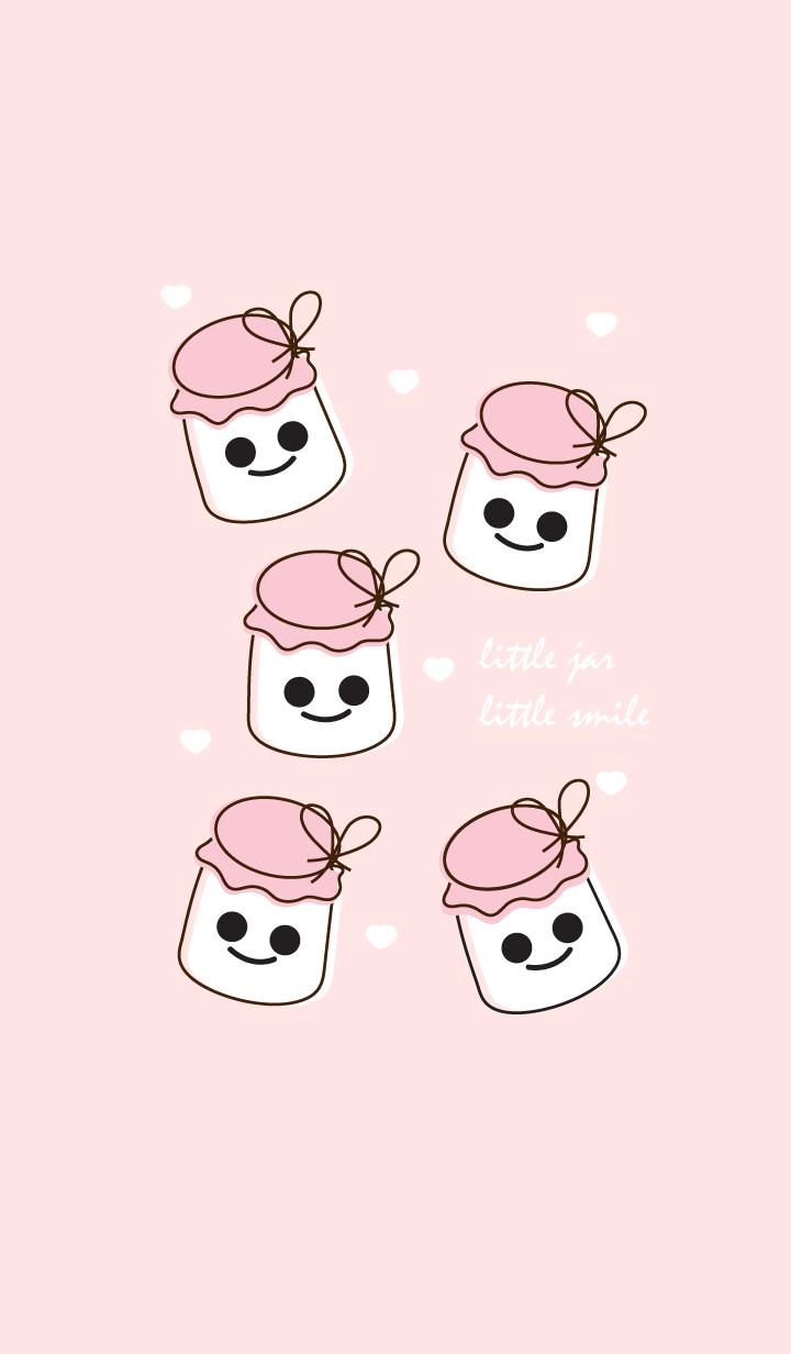 ธีมไลน์ little jar little smile 22