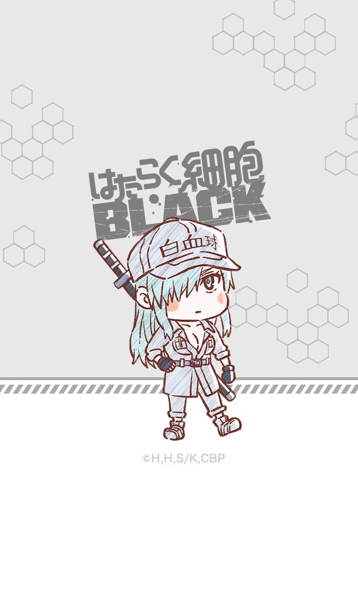 ธีมไลน์ Cells at Work BLACK Vol.5