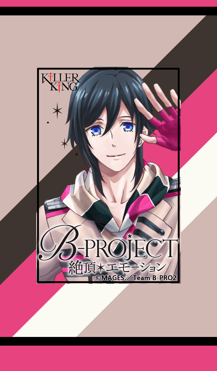 ธีมไลน์ B-PROJECT-Zeccho*Emotion- Yuduki ver.