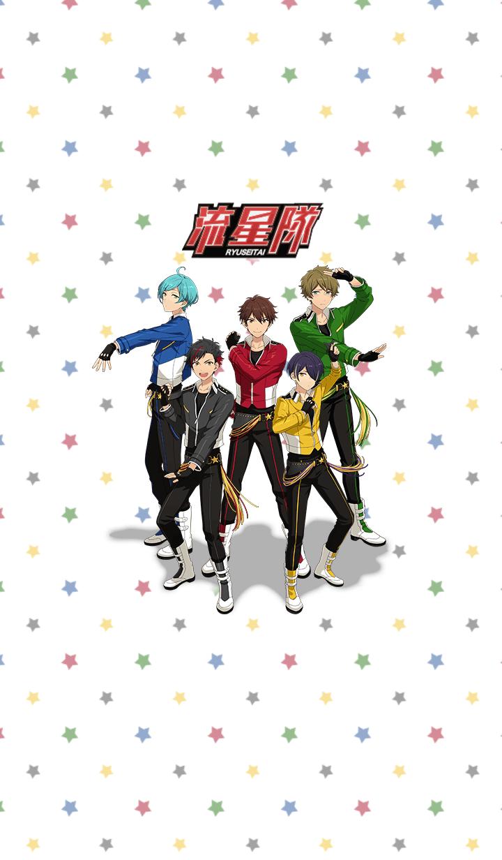 ธีมไลน์ Ryuseitai(Ensemble Stars!)