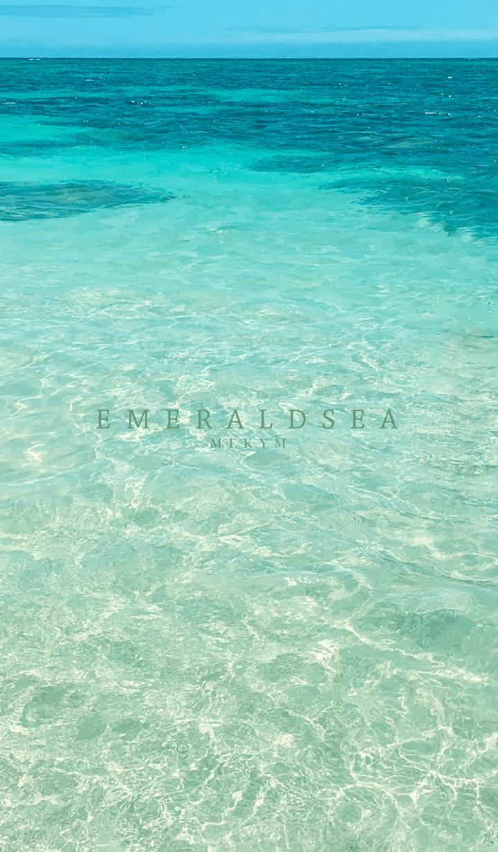 ธีมไลน์ EMERALD-SEA HAWAII.MEKYM 21