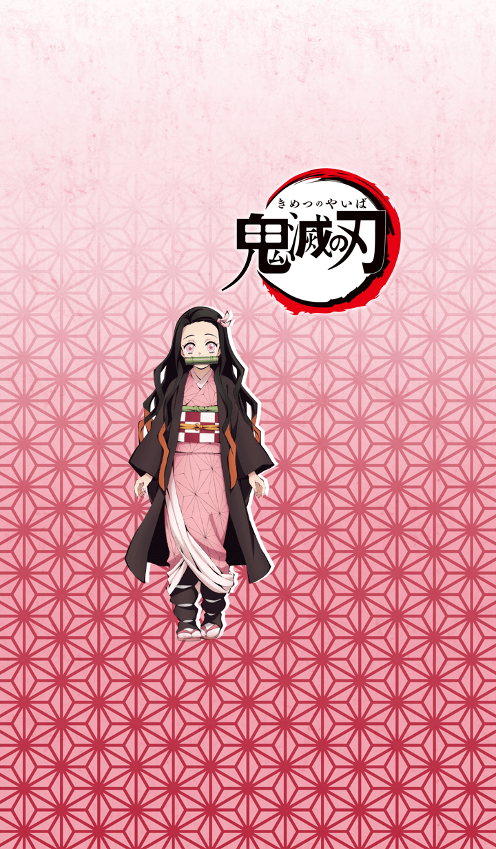 ธีมไลน์ Demon Slayer(TV)(Nezuko Kamado ver.)