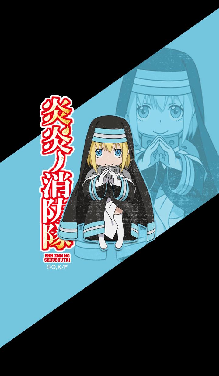 ธีมไลน์ ENN ENN NO SHOUBOUTAI Vol.21