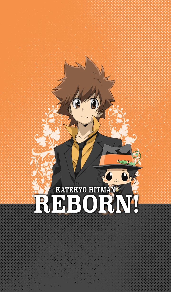 ธีมไลน์ KATEKYO HITMAN REBORN!(TSUNA)