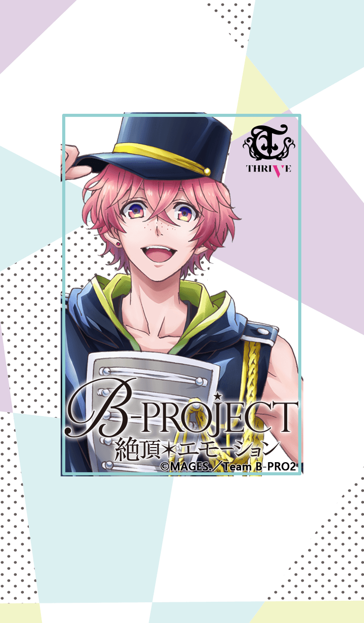 ธีมไลน์ B-PROJECT-Zeccho*Emotion- Ashu ver.